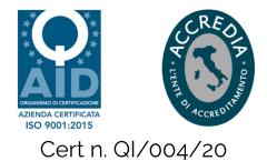 Certificato Q- Aid